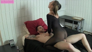 Olivia lowe - bound up and denied