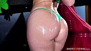 Brazzers - hawt milf jessica ryan can't live without large knob