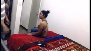 Desi gf 1st time hard drilled by cousin against cash - fuckmyindiangf.com