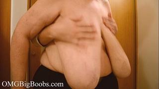 Older white women with massive titties