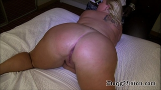 Prolapse twat cuckold likes squirting & anal