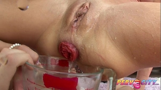 Pervcity amy and jayden prolapse trio