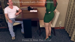 Ass eating and face sitting sampler by slutwife fyre