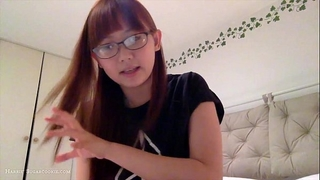 Harriet sugarcookie's latest vlog three-some with mitsuko doll