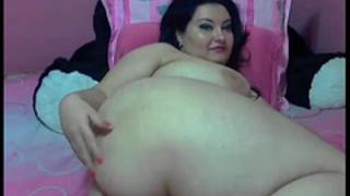 Nice nude bbw