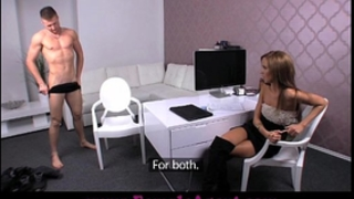 Femaleagent dude can fuck but can that guy finish