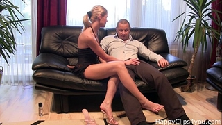 Jenna foxxx blow me and jerks me well