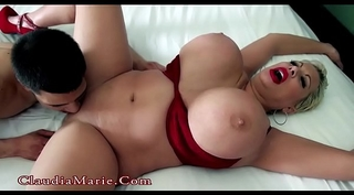 Young latino bonks massive tit claudia marie