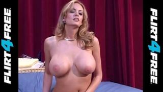 Stormy daniels - classic 2004 web camera scene on flirt4free