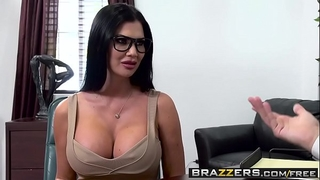 Big pointer sisters at work - quid pro blow scene starring jasmine jae keiran lee