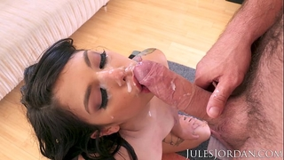 Jules jordan - gina valentina's 1st anal, her anal opening is lastly open for business!
