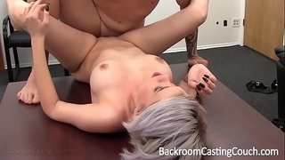 Young cheating girlfriend 1st time anal