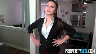 Propertysex - rich millennial brat bonks real estate agent