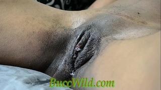 Sex machine.....creamy vagina