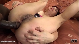 Grannies hardcore screwed interracial porn with old hotties loving dark dicks