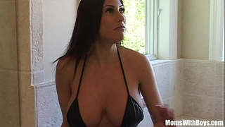 Bigtit milf sheila marie magnificent a-hole acquires anal drilled
