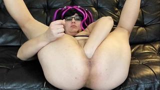 Vanessa cox fisting sex-toy fuck powerful love tunnel loose floozy