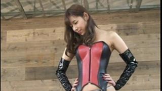 Japanese femdom takakura face sitting and face slap