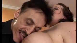 Jelli bean receives her hirsute cum-hole drilled