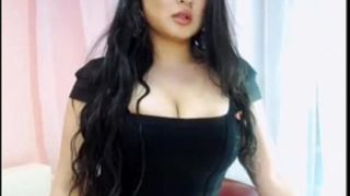 Hot oriental white bitch name not known