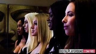 Digitalplayground - secret wants scene 1 audrey bitoni toni ribas