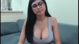 Mia khalifa webcam masturbation episode