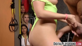 Get physical by digitalplayground.com