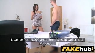 Female agent slender agent likes being overspread in new warm cum