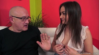 Anina silk drilled by an old dude