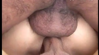 41ticket - yuka fujisaki dp anal creampie (uncensored jav)