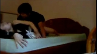 Myanmar pair fuck in hotel 1