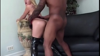 Brutalclips - blondie acquires an anal torment