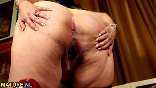 Big breasted american horny white wife fingering herself