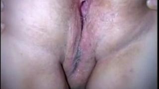 Wife deepthroat spouse ramrod then receive screwed & fur pie creampie