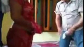 Haryanvi village bhabhi sapna in salwar dress fuck by devar manoj