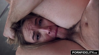 Pornfidelity alyssa cole taut dark hole stretched out