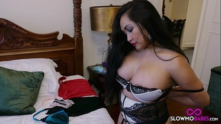 Amy latin chick - bedroom jiggles large mambos milf miss pinay oriental sweetheart