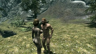 Riverwood bitch bangs faendal, cheats with alvor, and ends with the city drunk.