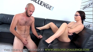 Mea melone rack pestering stud with wendy moon