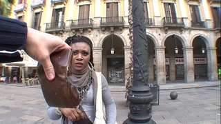 Illegal african immigrant black cock sluts bonks for cash