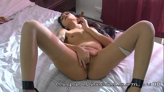 Lily douce, cigar vixens, full movie scene
