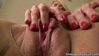 American milf tricia thompson needs orgasmic joy