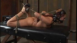 "Satine phoenix - flawless serf ""hogtied and fucked"" 02/25/2007"