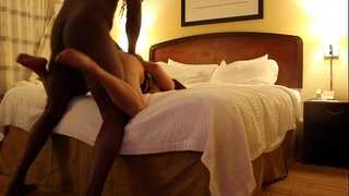 Cuckold: 1st bbc.. spouse paid for the room