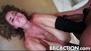Amateur diminutive natasha white
