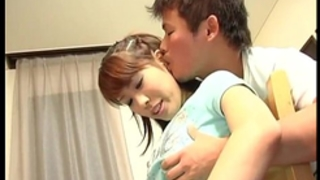 Young shizuku goes bawdy on knob