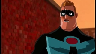 Incredibles anime - 1st collision