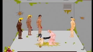 The sex pit - sex game movie recording