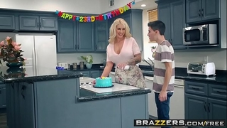 Brazzers - mom got zeppelins - my allies drilled my mommy scene starring ryan conner, jordi el ni&ntild