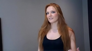 Farrah flower is the hottest redhead in porn